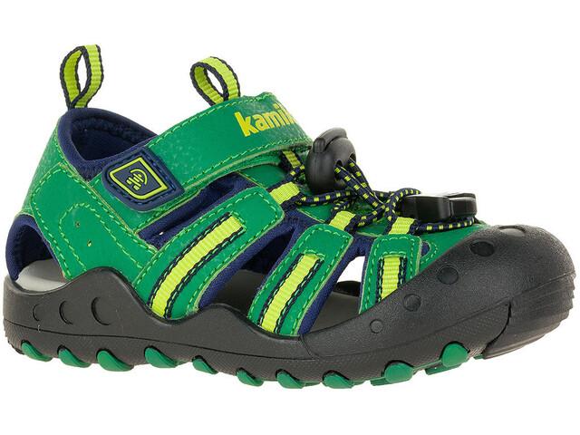 Kamik Crab Sandals Kids green